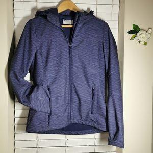 Mountain Warehouse exodus printed sofeshell jacket